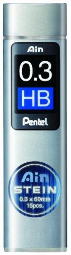 pentel-c273-hbo-minas-hb-03-x-60-mm