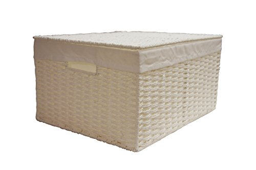 ARPAN Paper Rope Woven Storage X...