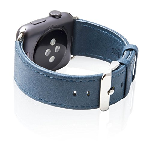 apple-watch-band-svaex-42-mm-genuine-leather-strap-wrist-band-replacement-with-metal-buckle-retro-ma