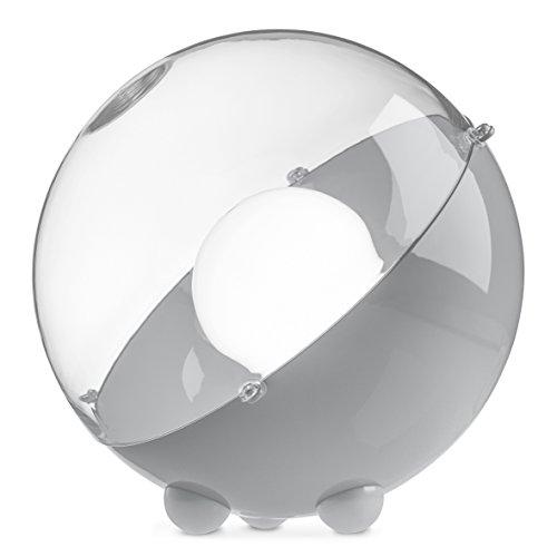 Koziol–Lámpara de suelo, plástico, E27, 31.5x 31.5x 30.5cm,...