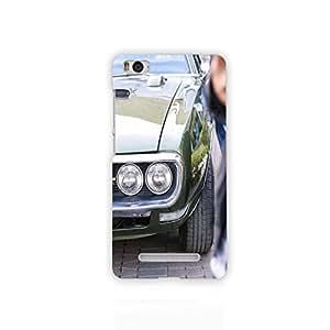 STYLR Premium Designer Mobile Protective Back Hard Case for Xiomi Mi 4i   MI4I-030