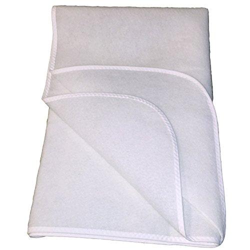 TAURO Doppelpack (2 Stück) Anti-Rutsch Unterlage für Boxspring-Betten und Matratzen-Topper 25% billiger