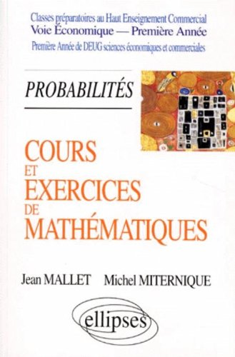 Cours et exercices mathématiques