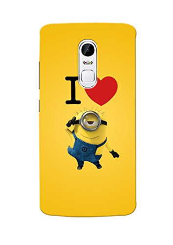 Sowing Happiness Printed Back Cover For Lenovo Vibe X3