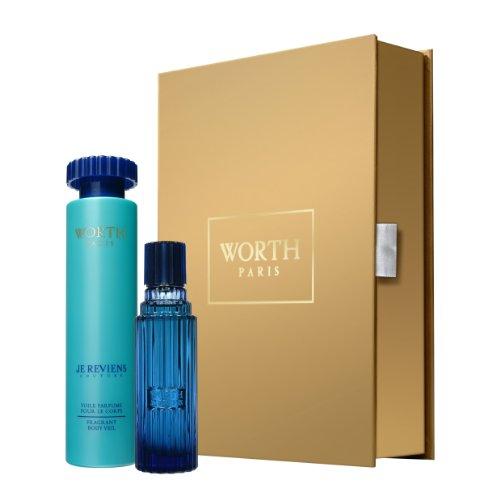 Worth Je Reviens Couture Confezione Regalo 50ml EDP + 200ml Lozione Corpo