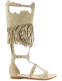 Ash Zapatos Margot Seta Sandalias Mujer