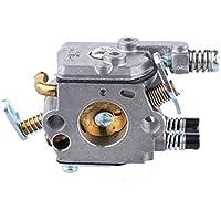 HIPA Carburateur pour Tronçonneuse STIHL 021 MS210 023 MS230 025 MS250 1123-120-0603 ZAMA