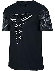 Kobe Bryant nike azul fabricante de camiseta - Santillana ... 7ed0bb304ff