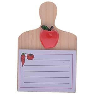 Tanyash Note Pad Fridge Magnet