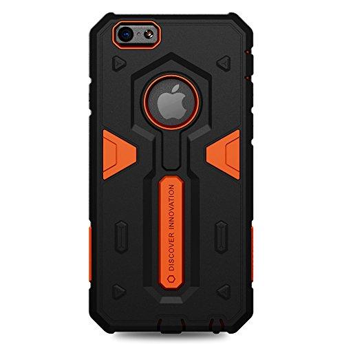 NILLKIN Defender 2 Phone Case Cover Retour Series pour iPhone 6 4,7 pouces noir