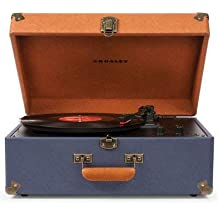 Crosley Keepsake Portable USB Turntable - Blue (Certified Refurbished)