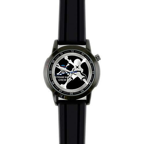 46f204a0f Relojes De Pulsera,Reloj De Dibujos Animados Vanguard Pirate King Fire  Shadow King Reloj De Moda Pirate King Lufei