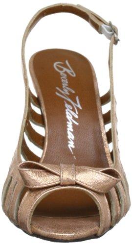 Beverly Feldman 50123-130-803, Sandales femme Beige (Peach Metallic)