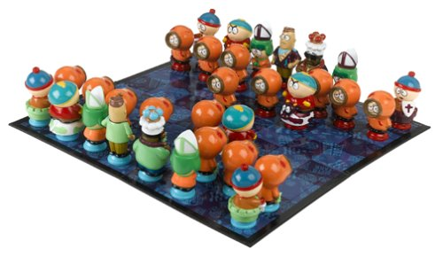 south-park-chess-set