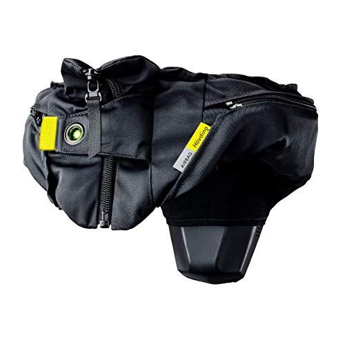 Hövding 3 Airbag Helm, schwarz, 52 - 59 cm Kopfumfang