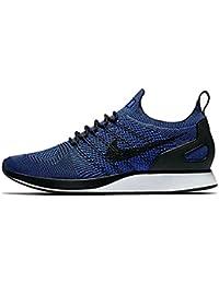 premium selection 62a80 13ace Nike 918264-007 Air Zoom Mariah Flyknit Black Racer - Zapatillas de Running  para