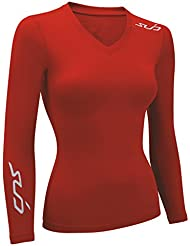 Sub Sports Women's Dual All Season Compression Long Sleeve Base Layer