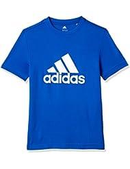 adidas Yb Gu Tee Camiseta, Niños, Azul (Azul / Blanco), 164