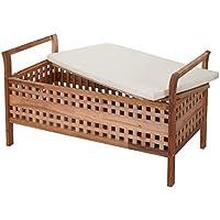 suchergebnis auf f r holzbank sitzb nke truhen diele flur k che haushalt. Black Bedroom Furniture Sets. Home Design Ideas