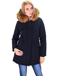 3c0ab9203c00 DSguided Damen Echtfell Parka Winterjacke mit Kapuze in div. Farben Parka  Jacke Fell