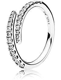 Pandora Ring für Damen Sternschnuppe 196353CZ