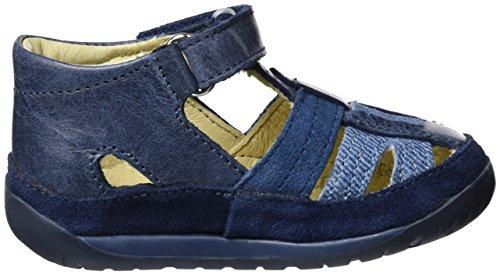 Falcotto Falcotto 1582, Chaussures Bébé marche bébé garçon Blau (Blau)
