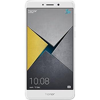 Honor 6X  Smartphone, 4 GB di RAM, 64 GB ROM, Dual SIM, Argento