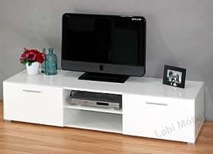 Labi Planche Buffet LUNA Meuble TV en noyer Colon