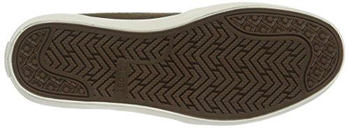 Globe GS Chukka, Pantofole Uomo Braun (Walnut/Off White)