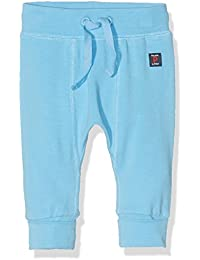 Polarn O. Pyret Baby Solid Blue Trousers