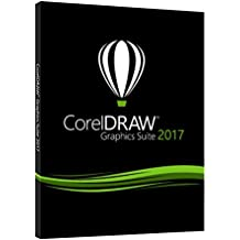 CorelDRAW Graphics Suite 2017 Vollversion | Deutsch | Windows | DVD Box