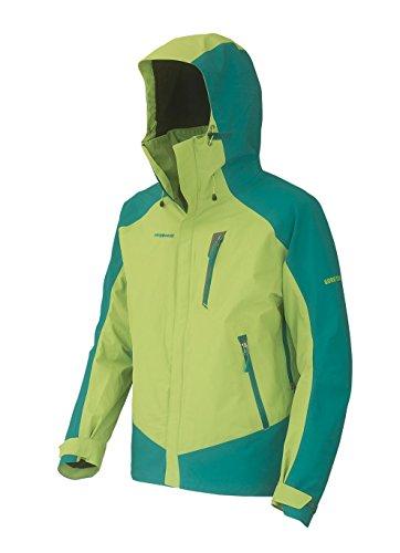 Trangoworld Herren RHUNE Jacke, Grün-5tl-Verde Ácido/Verde, S