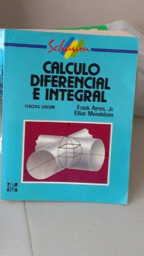 Calculo Diferencial E Integral por Frank, Jr. Ayres
