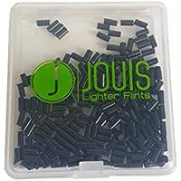 Piedra sílex para mechero, piedras de alta calidad para mechero universal (paquete de 100), de Jouis
