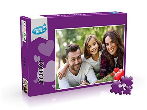 Fotopuzzle 1000 Teile, Individuelles Puzzle mit eigenem Foto, Puzzle mit eigenem Bild selbst gestalten (1000 Teile) - Puzzle Foto