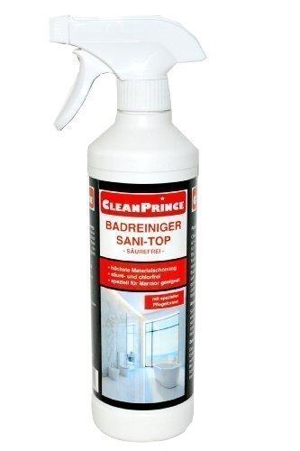 cleanprince-badreiniger-sani-top-500-ml-seifenreste-kalk-marmor-natursteinfliesen-fliesen-badezimmer