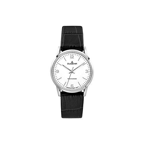 Dugena Reloj Analógico para Mujer de Cuarzo con Correa en Cuero 4460854