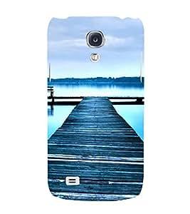 Wooden Sea Bridge 3D Hard Polycarbonate Designer Back Case Cover for Samsung Galaxy S4 mini I9195I :: Samsung I9190 Galaxy S4 mini :: Samsung I9190 Galaxy S IV mini :: Samsung I9190 Galaxy S4 mini Duos :: Samsung Galaxy S4 mini plus