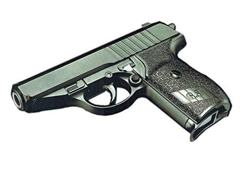 istole Metall 16 cm Federdruck G3 Spielzeug-Waffe max. 0,5 Joule im Set mit 6 mm BB Airsoft Munition ()