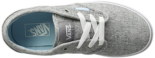 Vans Mädchen My Atwood Sneakers Grau (Menswear)