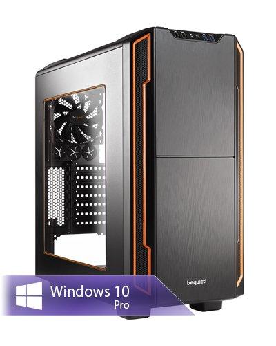 Preisvergleich Produktbild Ankermann-PC Overclock Gaming PC,  ASUS ROG Strix GeForce GTX 1080 Advanced 8GB,  250GB SSD,  3000 GB Festplatte,  Microsoft Windows 10 Professional,  be quiet! Dark Rock 3 CPU Cooler,  W-LAN Port 300Mbps,  EAN 4260409322523
