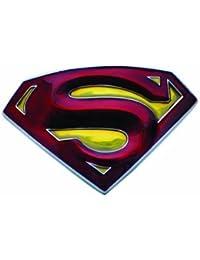 Superman Enamel Belt Buckle