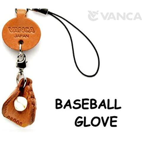 Guanto da baseball in pelle merci Custodia/Cellphone Charm VANCA craft-collectible uniqe Mascot Made in Giappone
