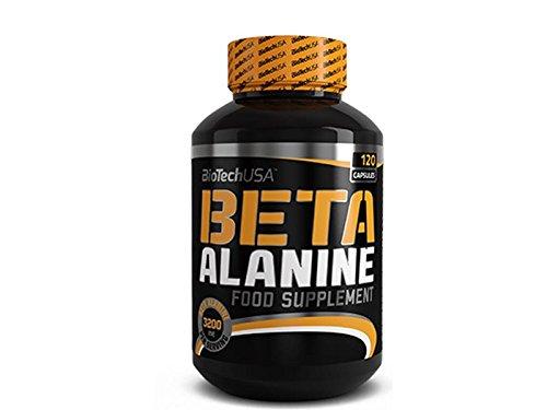 BioTech USA Beta Alanin Original-USA im Test