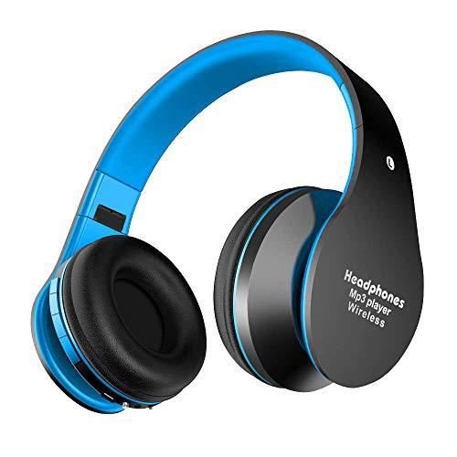Alitoo Bluetooth Cuffie Stereo Pieghevole Auricolari Wireless Headphones Over-Testa Senza Fili Bluetooth Audio Stereo Hi-Fi...