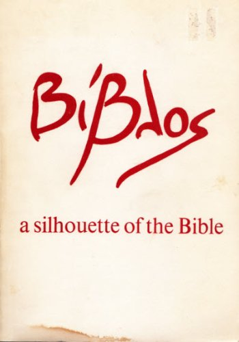Biblos: Silhouette of the Bible Rogers Silhouette