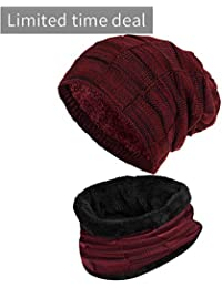 Amazon.it  cappello e sciarpa donna - Sciarpe e stole   Accessori ... b425eb2937d7