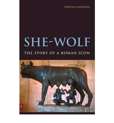 [{ She-Wolf: The Story of a Roman Icon [ SHE-WOLF: THE STORY OF A ROMAN ICON BY Mazzoni, Cristina ( Author ) Mar-29-2010[ SHE-WOLF: THE STORY OF A ROMAN ICON [ SHE-WOLF: THE STORY OF A ROMAN ICON BY MAZZONI, CRISTINA ( AUTHOR ) MAR-29-2010 ] By Mazzoni, Cristina ( Author )Mar-29-2010 Hardcover By Mazzoni, Cristina ( Author ) Mar - 29- 2010 ( Hardcover ) } ]
