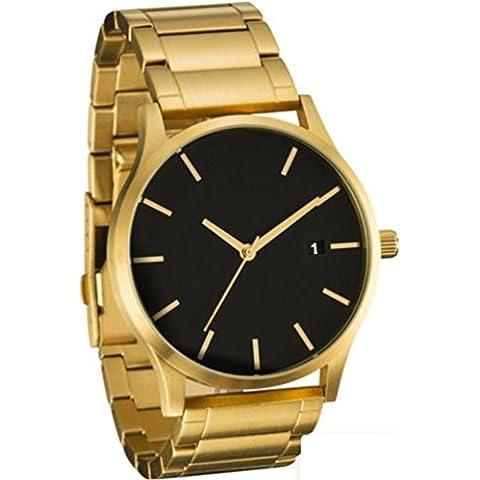 genießen Bracciale Orologi Orologio Cronografo Automatico Cinturino per orologio business watch (1)
