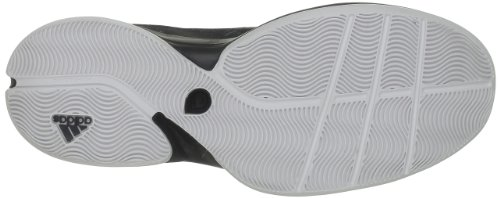 adidas Crazy Fast, Chaussures de basketball homme Noir (Black 1/White Ftw)